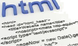 Learn to build a website with basic HTML