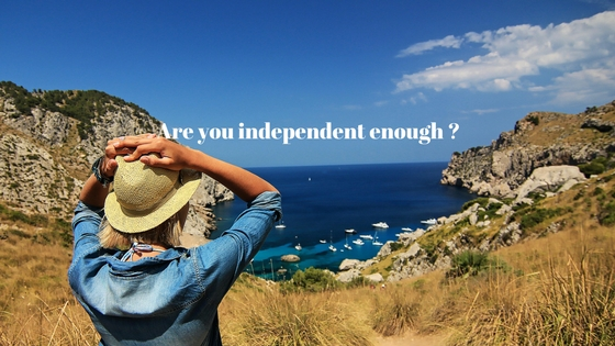 Are You Independent Enough?