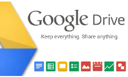Use a Google drive file without login
