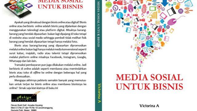 Buku Media Sosial Untuk Bisnis